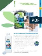 SA8 Detergente Liquido