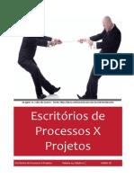 Artigo - Escritorio de Processos X Escritorio de Projetos - Hebert O. Silva