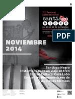 Santiago Negro 2014