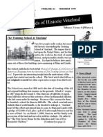 1999 Winter Newsletter