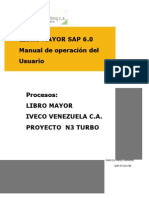 Manual de Libro Mayor