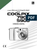 Nikon Coolpix 7900 Es