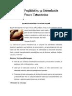 Técnica Profilácticas y Estimulación Precoz Intrauterina