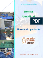 Manual Do Paciente Hernia Umbilical Ettinger