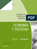 ECONOMIA Y SOCIEDAD - N 7 - ABRIL 2013 - PARAGUAY - PORTALGUARANI