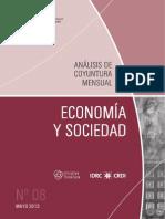 ECONOMIA Y SOCIEDAD - N 8 - MAYO 2013 - PARAGUAY - PORTALGUARANI