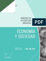ECONOMIA Y SOCIEDAD - N 10 - JULIO 2013 - PARAGUAY - PORTALGUARANI