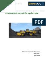 Informe Tecnico Polvo Total