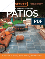 Black & Decker Complete Guide to Patios