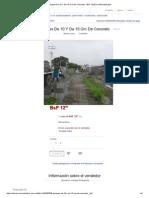 Bloques de 10 Y de 15 Cm de Concreto - BsF 12,00 en MercadoLibre