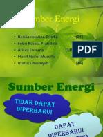 Kelompok 7_sumber Energi