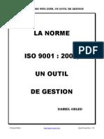 La Norme Iso 9001 2008 Un Outil de Gestion