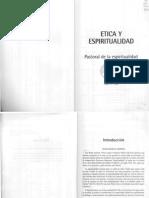 Etica y Espiritualidad. Pastoral de La Espiritualidad. Roy May