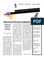 2001 Winter Newsletter