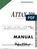 attax_100 Manual