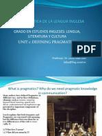 pragmatics PPW