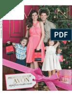 Folheto Avon Cosméticos - 20/2014
