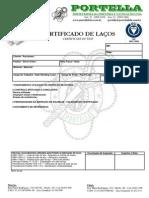 Certificados de Laços PORTELLA