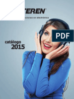 Catálogo Steren 2015