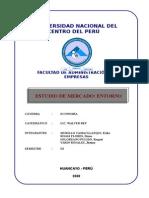 AdminisTraciOn caratula ESTUDIO DE MERCADO