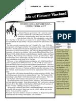 1999 Spring Newsletter