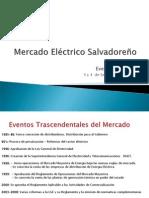 Presentación Sector Eléctrico El Salvador 2009