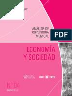 ECONOMIA Y SOCIEDAD - N 4 - ENERO 2013 - PARAGUAY - PORTALGUARANI