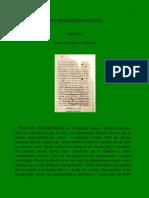 31 - Cartas de Pilatos a Herodes