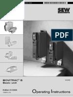 MoviTrac B Basic Operating Instructions