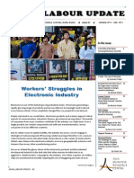 ALU 82 Workers Struggle in Electronics Industry