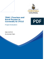 TRAC/CYCLE Final report