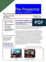 APRA Metro DC's Fall 2014 Newsletter