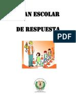 Plan Escolar de Respuesta 2015