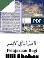 Pelajaran Bagi Ulil Abshar