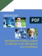 Declaracion Publica Eaaci