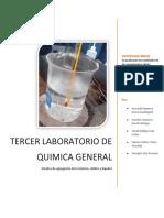 labo 3 quimica