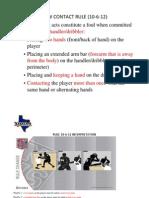Ball Handler/Dribbler Rule - 10-6-12