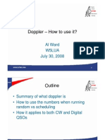 Doppler – How to use it?