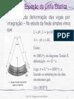 Cap. VII - Equação Da Linha Elástica