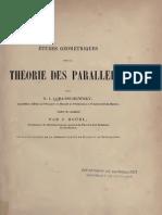 72533196 Lobachevsky Etudes Geometriques Sur La Theorie Des Paralleles