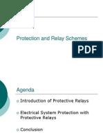 Protection & Relay Scheme