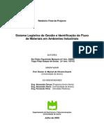Sistema Logísico de Identificação e Gestão de Fluxos de Materiais Em Ambientes Industriais_2005