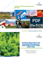 EPA Hydraulic Fracturing Study Technical Workshop
