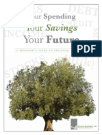 Your Spending Your Savings Your Future