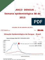 Situacao Epidemio Brasil