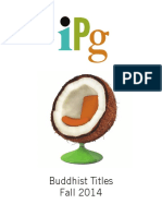 IPG Fall 2014 Buddhist Titles