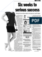 Mo Hagan, Keeping Fit, Sun Media (Oct. 19, 2009)