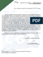 Proposta CGT-Tragsa necessitats formatives 2015 Personal SBE