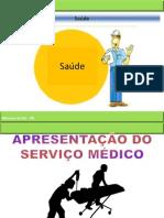 Apresentação - Saúde