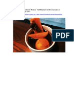 Ponche de Frutas Traditional Mexican Fruit Punch Recipe Christmas in November 2014